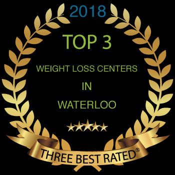 Logo top 3 weight loss centers waterloo